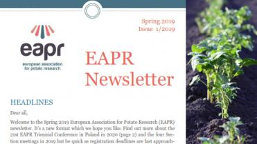 Pathology & Pests | The European Association for Potato Research